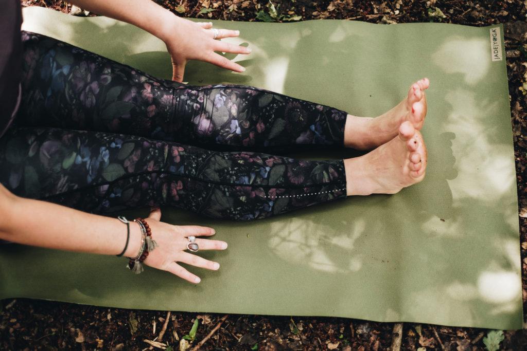 Elena Warwickshire Yoga Photographer 15 Elena | Hampstead Heath Yoga Photographer