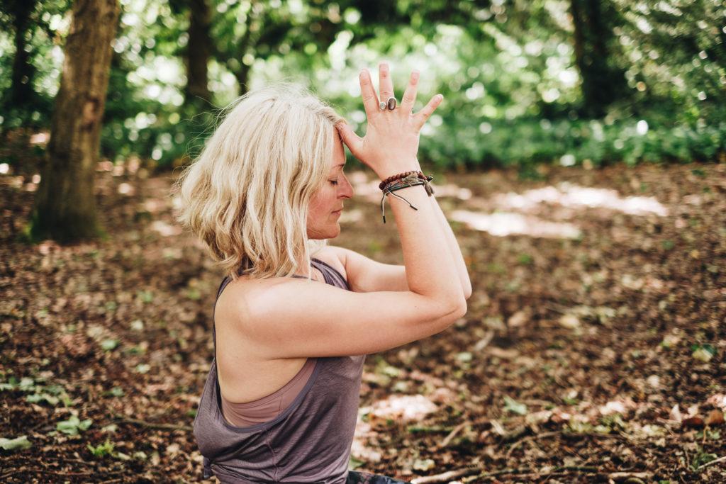 Elena Warwickshire Yoga Photographer 16 Elena | Hampstead Heath Yoga Photographer