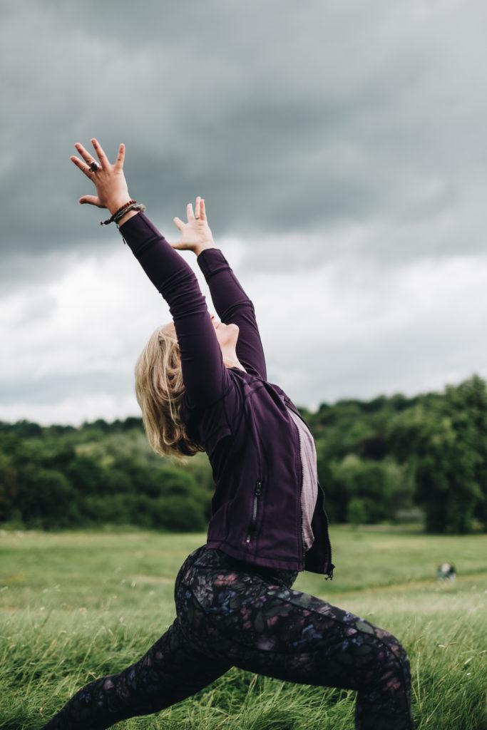 Elena Warwickshire Yoga Photographer 3 Elena | Hampstead Heath Yoga Photographer