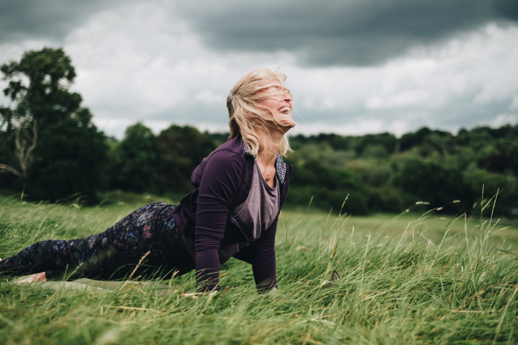 Elena Warwickshire Yoga Photographer 5 Elena | Hampstead Heath Yoga Photographer