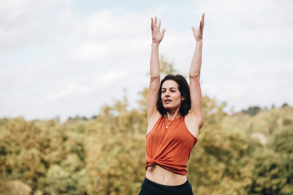 Loren Peta Yoga Loren Peta | Autumn in London | Yoga Photographer