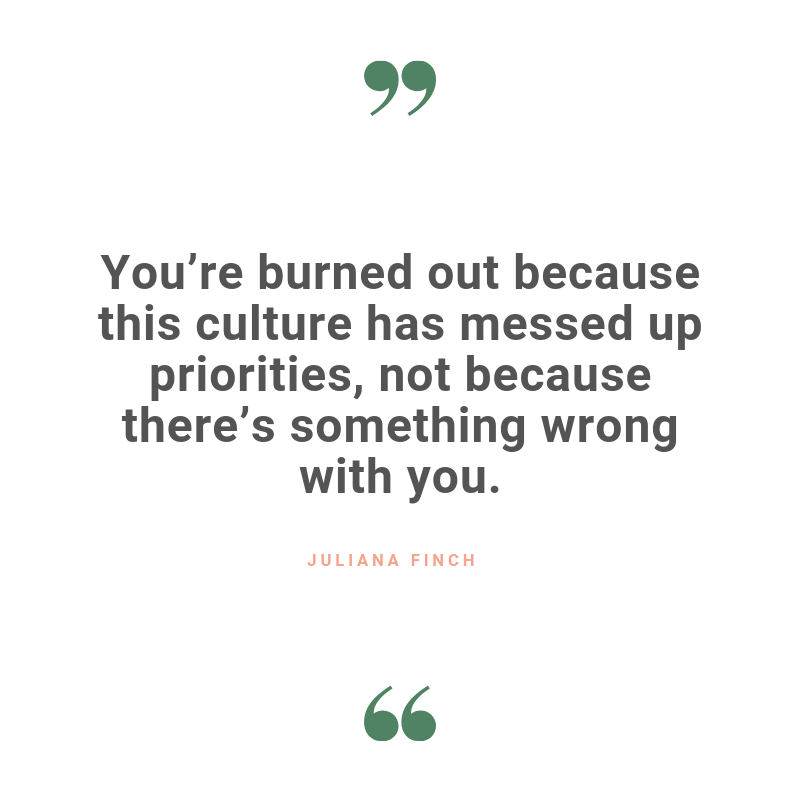 burned out quote What to do when you're feeling burned out