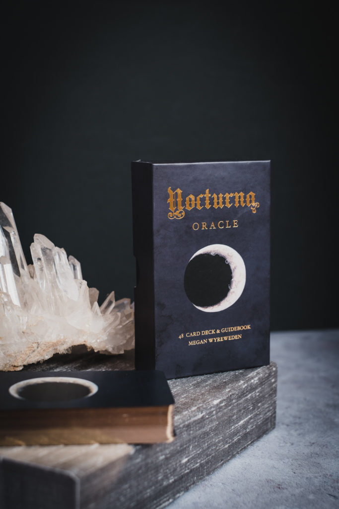 Nocturna Oracle 12 Product Photography