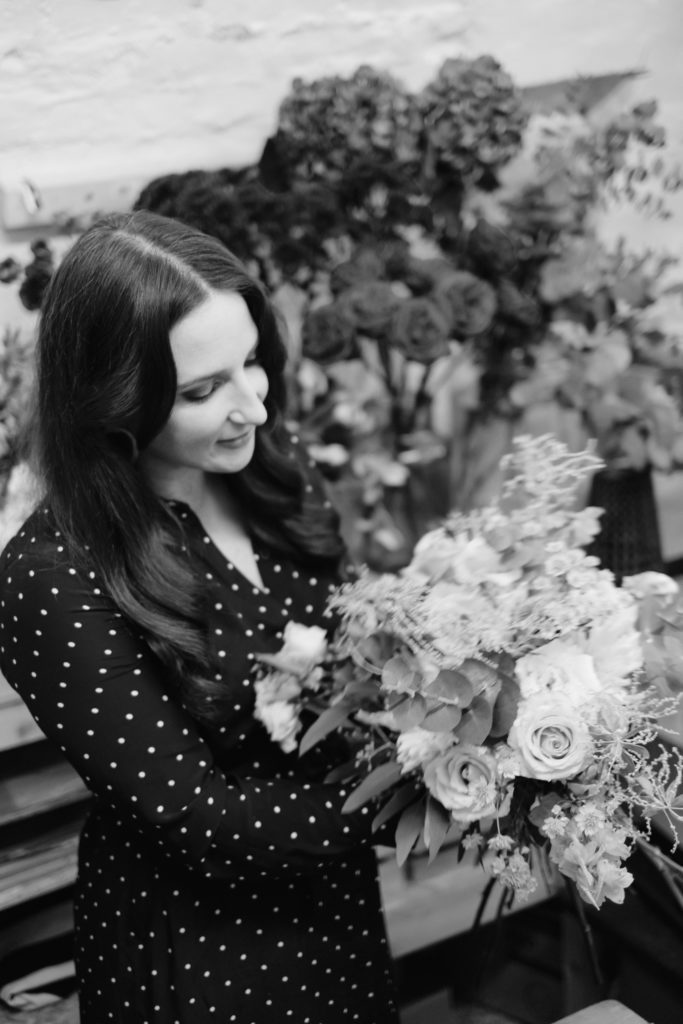 West Midlands Photographer 11 Personal Brand Photography for London Florist in Peckham