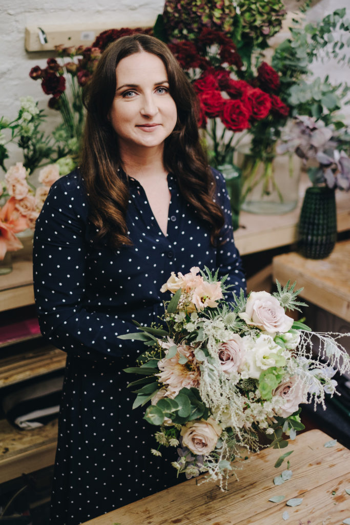 West Midlands Photographer 12 Personal Brand Photography for London Florist in Peckham