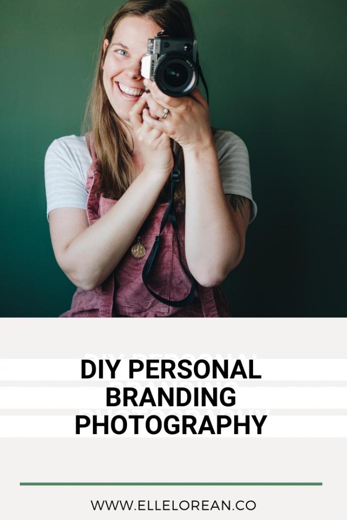 1 DIY Personal Branding Photography