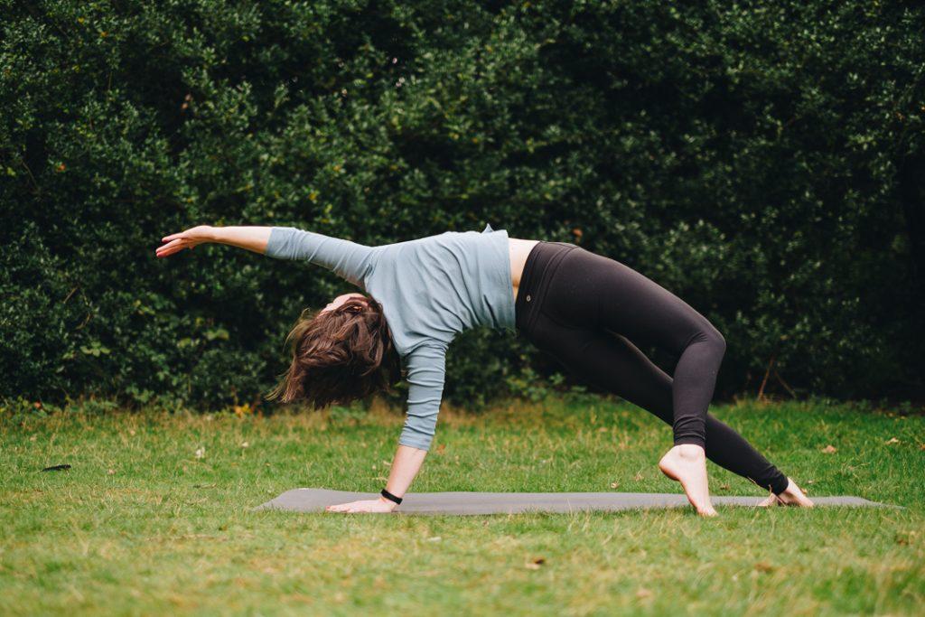 Veronika 1 Musicians' Yoga with Veronika