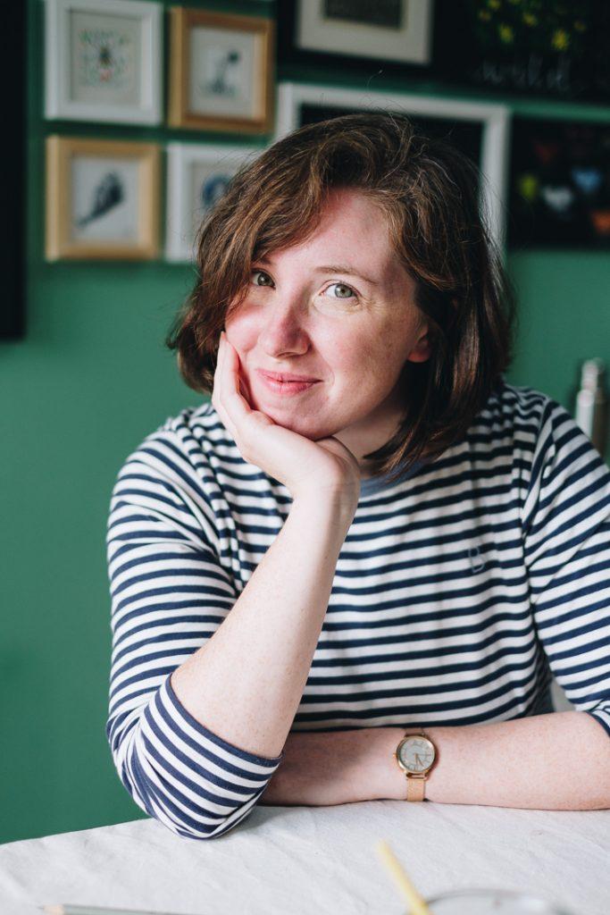 Sheffield Personal Brand Photographer 45 Casual Headshots for Artist & Illustrator | Nicola