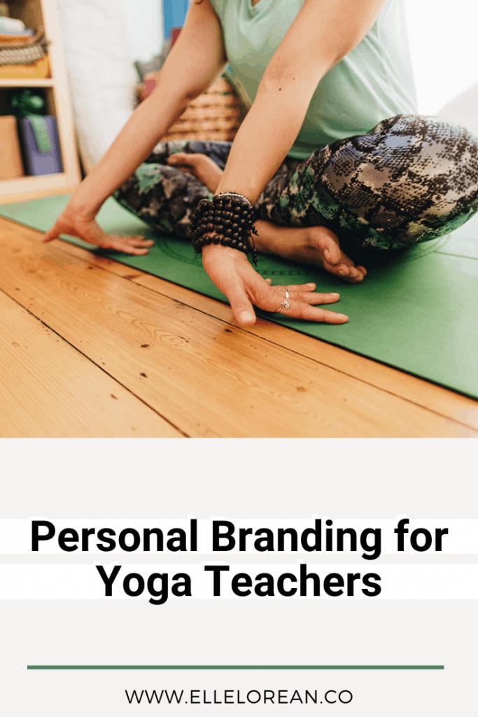 personal branding yoga teachers Personal Branding for Yoga Teachers